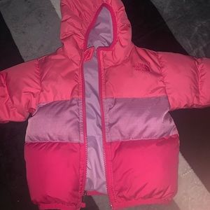 The north face baby kids